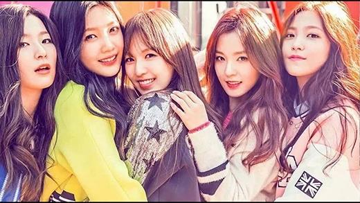 5 cô gái Red Velvet sở hữu nét đẹp hiện đại.