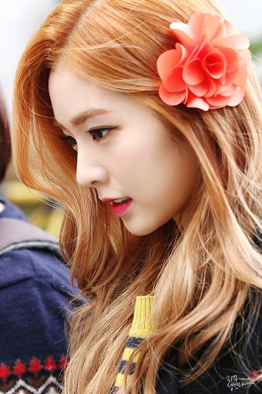 Hiện tại Irene sở hữu cho mình lượng fan vô cùnghùng hậu
