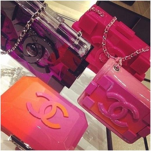 Công chúa xứ Dubai là một tín đồ của thương hiệu Chanel.