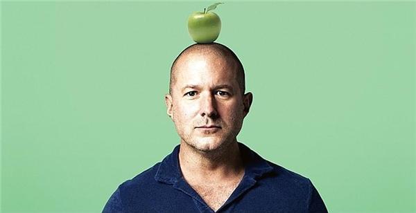 Jony Ive - Phó chủ tịch phụ trách thiết kếcủa Apple. (Ảnh: internet)