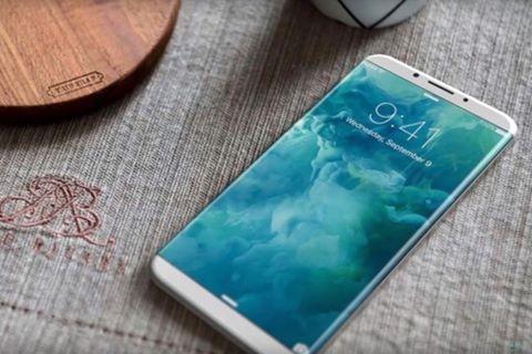 Mẫu iPhone 8 vào năm 2017 sẽ không có bàn tay thiết kế củaJony Ive. (Ảnh: internet)