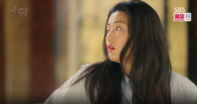 Là một mỹ nhân nhưng Jeon Ji Hyun không hề ngại làm xấu để hoàn thành tốt vai diễn.