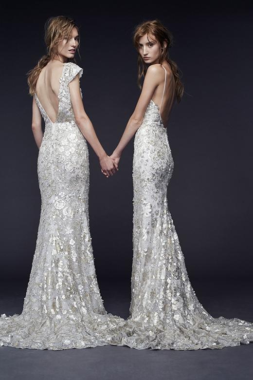 Những bộ váy cưới đẹp rụng rời xem xong chỉ muốn kết hôn ngay