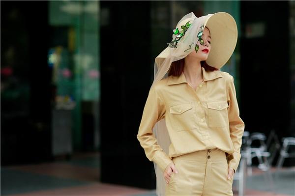 Kikki Lê vẫn tươi tắn sau scandal Next Top Model châu Á