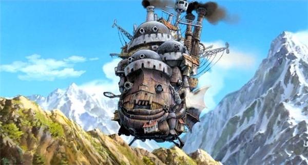 Howl's Moving Castle (Lâu đài di động của Howl) là một trong những bộ phim thương mại Nhật thành công nhất trong lịch sử.