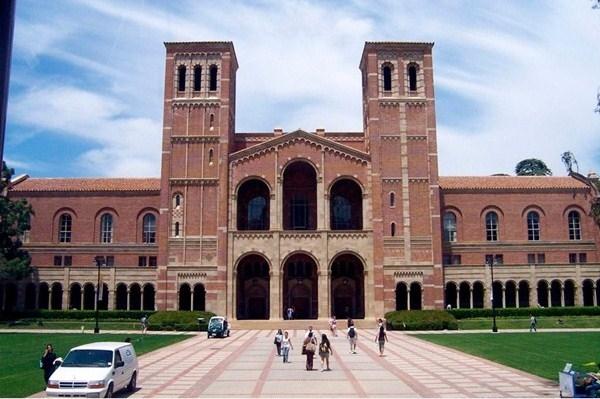 Đại học California, Berkery,Mỹ ở vị trí cuối cùng trong top 10.