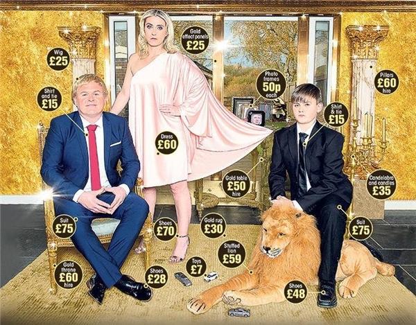 Biến nhà mình thành... nhà của tân Tổng thống Mĩ với giá rất bèo