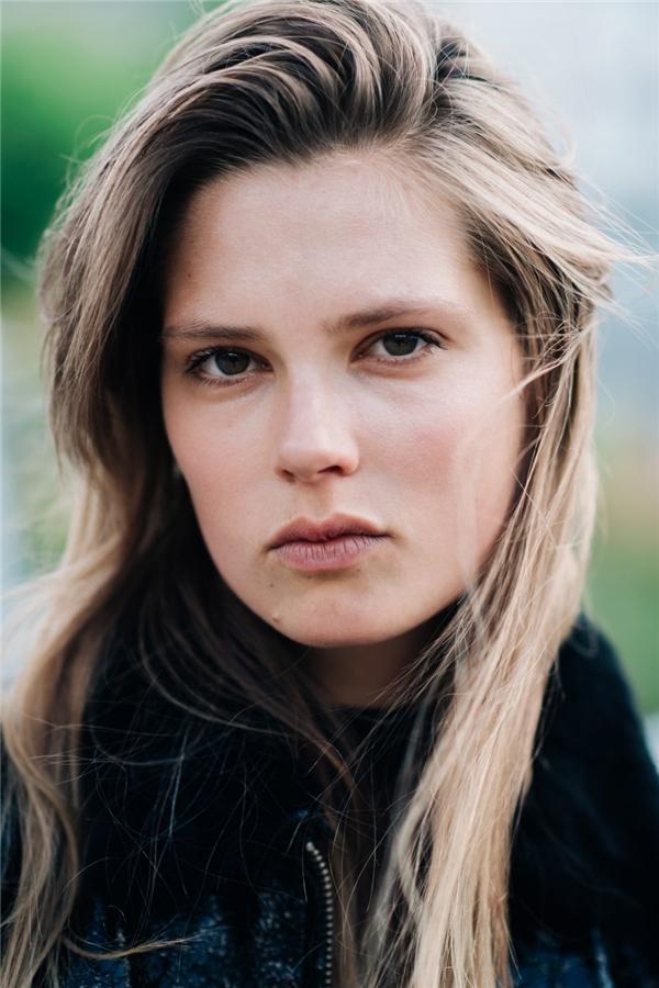 Phụ nữ Đan Mạch sở hữu làn da đẹp cùng đôi mắt hút hồn.