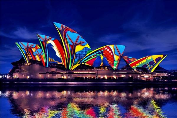 Mãn nhãn với những lễ hội ánh sáng nổi tiếng thế giới