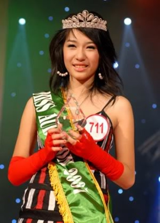 Emily là thí sinh giành ngôi vị cao nhất tại Miss Audition 2007.