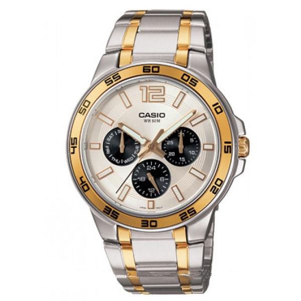 Đồng hồ Casio MTP-1300SG-7AVDF có giá bán 2.565.000 VND