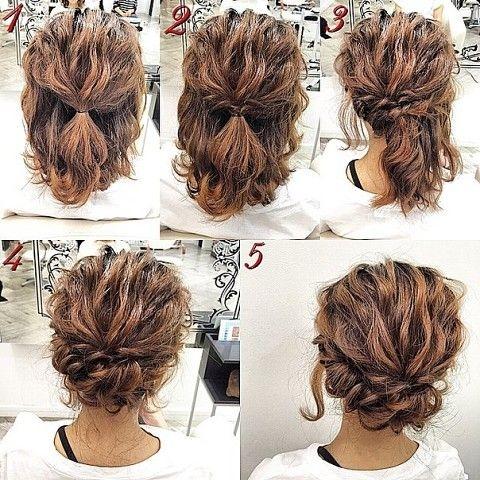 Cảm thấy nhàm chán với mái tóc xoăn thông thường? Hãy tham khảo cách tạo kiểu này.