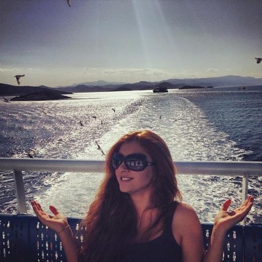 Cuộc dạo chơi trên du thuyền xa xỉ của giới thượng lưuDubai.