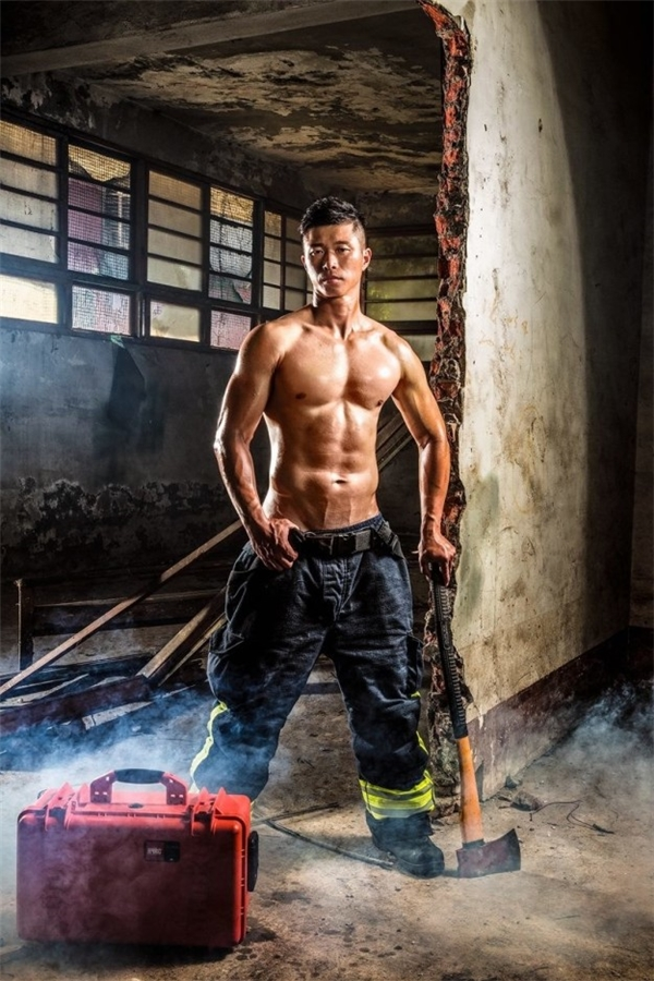 Ảnh: New Taipei Fire Department