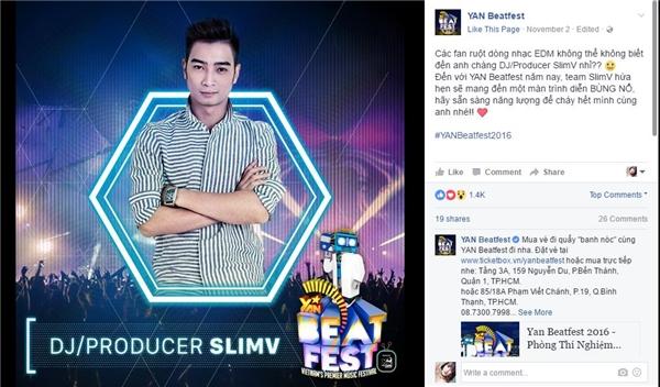 Phù thủy âm thanh - nhà sản xuất âm nhạc SlimV.