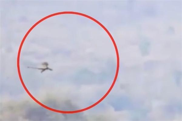 Hồi cuối tháng 10 vừa qua, đoạn clip ghi lại hình ảnh một con rồng khổng lồ đập cánh bay lượn trên không trung ở vùng núi gần biên giới Lào và Trung Quốc cũng khiến nhiều người bàn tán xôn xao. (Ảnh: Mirror).