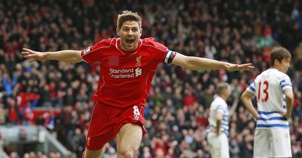 Đối với người hâm mộ bóng đá, Steven Gerrard chính là một huyền thoại đáng ngưỡng mộ.