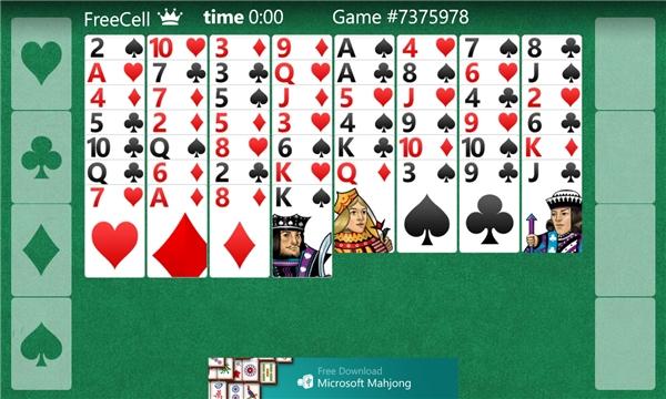 Game xếp bài huyền thoại một thời đã có trên iOS và Android