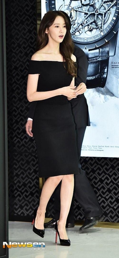 Diện mạo trưởng thành của Yoona trong một sự kiện tại Seoul.