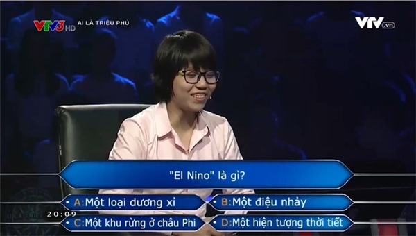 Ngưng ném đá đi, cô gái không biết El Nino giỏi hơn bạn nghĩ nhiều!