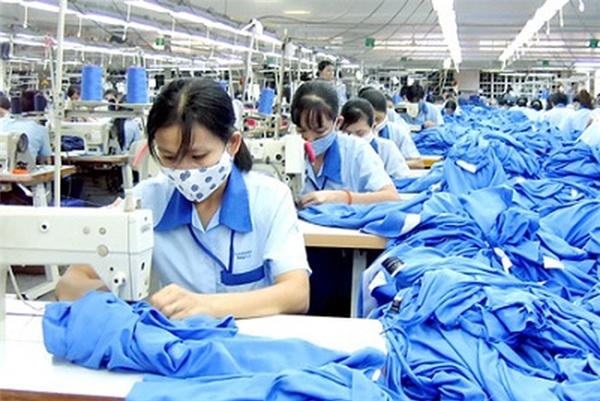 Dệt may cũng là ngành có mức thưởng Tết cao cho người lao động.