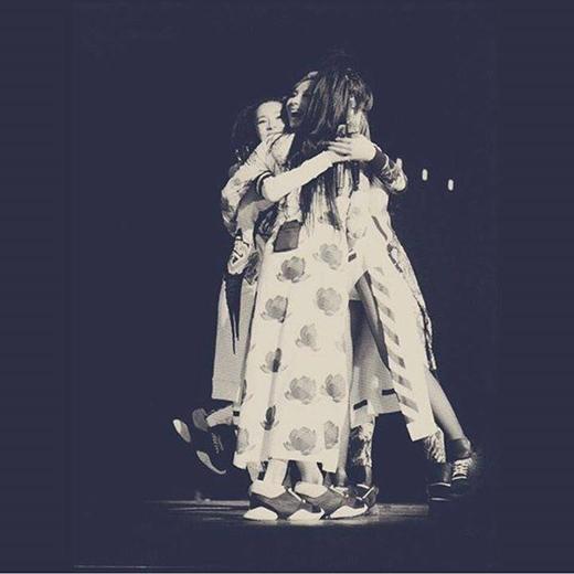 Mọi người sẽ nhớ lắm.Tạm biệt nhé, 4 cô gái!