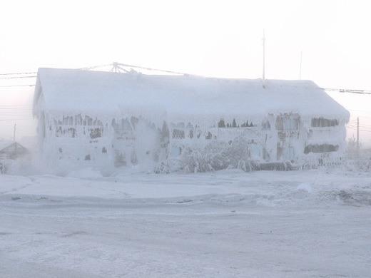 Đây là nơi lạnh lẽo và khá tiêu điều.