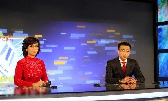 BTV Quang Minh và Vân Anh từngđược mọi người yêu thích vì dẫn chương trìnhăný với nhau.
