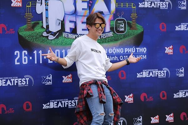 Miu Lê trẻ trung khuấy động không khí YAN Beatfest 2016 - Tin sao Viet - Tin tuc sao Viet - Scandal sao Viet - Tin tuc cua Sao - Tin cua Sao