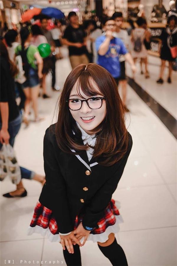 CònLê Nalà sinh viên trường ĐH Thăng Long - Hà Nội.(Ảnh: NVCC)