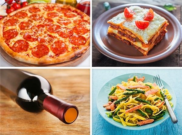 Thật khó để tìm thấy một nhà hàng phục vụ món ngon với giá cả phải chăng tại Ý.