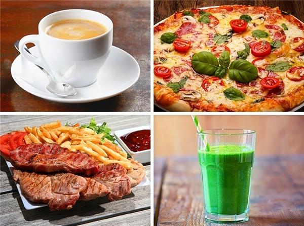 Phần ăn tương xứng với 650 ngàn đồng tại Canada được phục vụ ở một quán ăn gia đình nhỏ.
