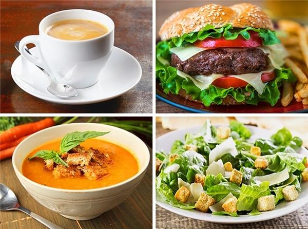 Bạn có thể dễ dàng tìm một bữa tối ngon miệng tại hầu hết nhà hàng Úc với mức giá 650 ngàn đồng.