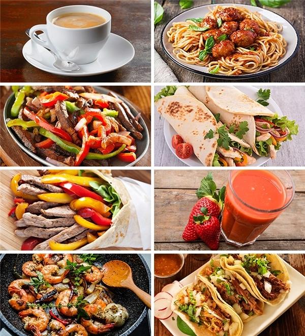 Bạn sẽ tha hồ gọi bất cứ phần ăn nào của món thịt cay nổi tiếng ở Mexico.