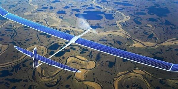 Phải đồng bộ ăng-ten mới bắt được sóng 5G phát từ Drone. (Ảnh; internet)
