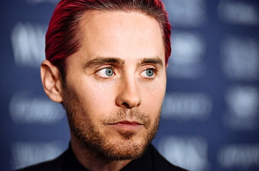 ...là một anh chàng diễn viên Hollywood - Jared Leto đẹp trai!