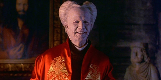 Quá ấn tượng với vai diễnbá tước ma cà rồngDracula của Gary Oldman!