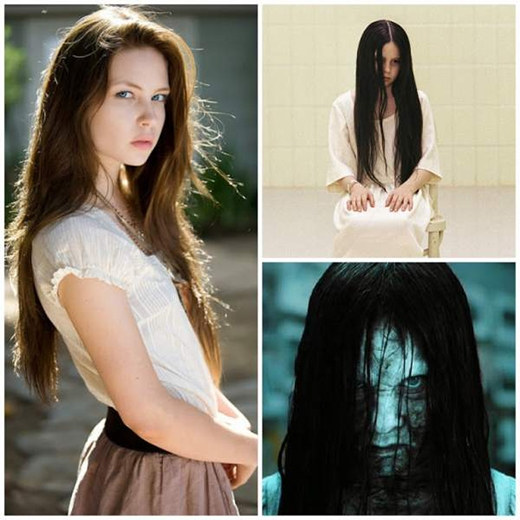 Bạn có nhận ra cô gái này là ma nữ của The Ring không?