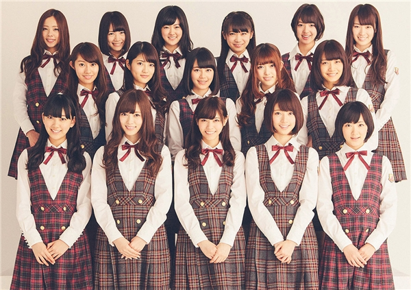 Nogizaka46 là nhóm nhạc thần tượng nữ Nhật Bản.