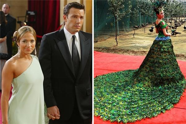 Đến hiện tại, chiếc váy cưới đắt nhất thế giới chính là thiết kế mà Vera Wang thực hiện cho Jennifer Lopez trong đám cưới dự tính với Ben Affleck. Tuy nhiên, nữ ca sĩ danh tiếng chưa một lần được khoác lên người bởi vị hôn phu chia tay trước ngày hôn lễ.