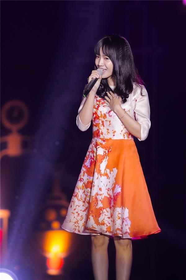 Đến với chương trình, Jang Mi thể hiện bài hátDuyên phận– ca khúc cover đã đưa tên tuổi của cô đến với khán giả.