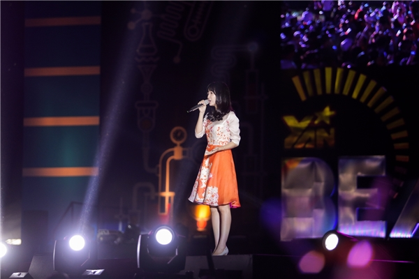 Chỉ một thời gian ngắn sau khi đăng tải, bản cover ca khúc Duyên phậncủa Jang Mi thu hút hơn 7 triệu lượt xem - một con số khiến nhiều sao Vbiz phải ghen tị.
