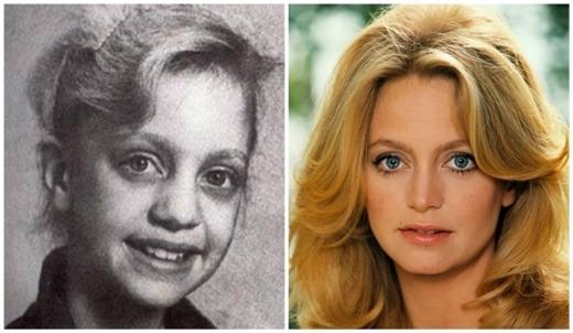 """Người phụ nữ U71 với vẻ đẹp mặn mà theo thời gian,Goldie Hawn. Trong khi đó, con gái cô - Kate Hudson, được báo giới ưu ái mệnh danh là """"Người phụ nữ có dáng dấp chuẩn nhất thế giới""""."""