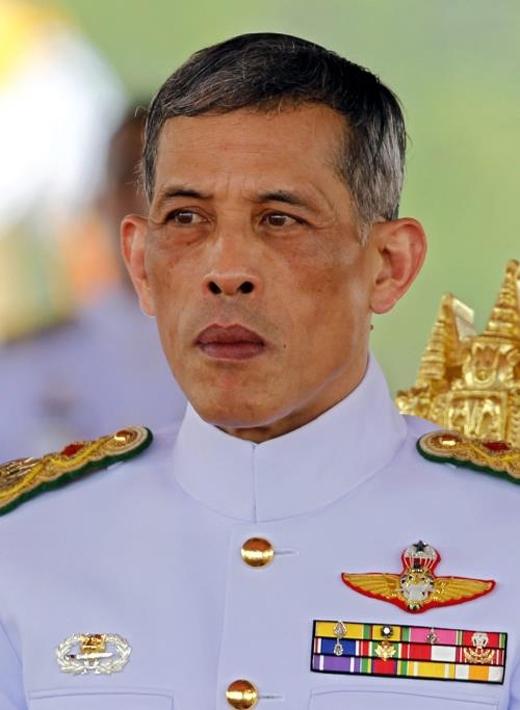 Hoàng thái tửMaha Vajiralongkornnăm nay đã64 tuổi.
