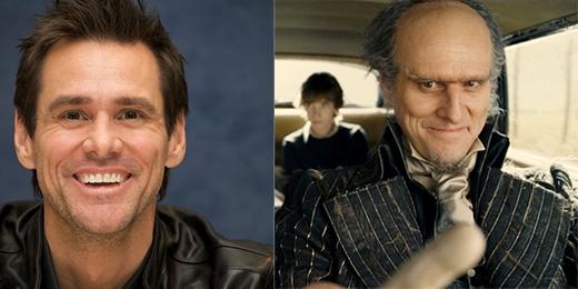 Chẳng ai ngờ rằng anh chàng đẹp trai, chuyên gây hài củaHollywood - Jim Carrey lại có thể có hình tượng thế này!
