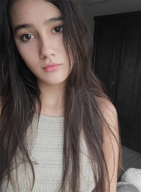 Cũng như Bella Huỳnh, đôimắt to tròn, sâu thẳmcủaLaurecực kì thu hút ánh nhìn của người đối diện.(Ảnh: Internet)