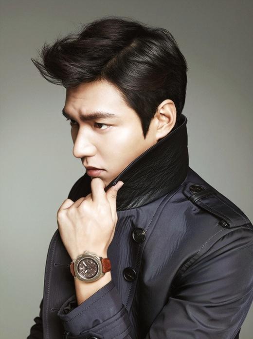 """Lee Min Ho được phong danh hiệu """"Mỹ nam bảo chứng rating""""."""