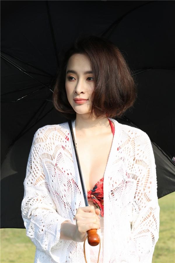 Trong phim, Angela Phương Trinh vào vai một cô tiểu thư đỏng đảnh, kiêu kỳ. - Tin sao Viet - Tin tuc sao Viet - Scandal sao Viet - Tin tuc cua Sao - Tin cua Sao