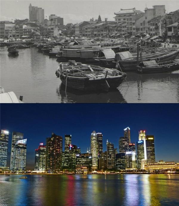 Singapore: Những năm 1960 - hiện tại