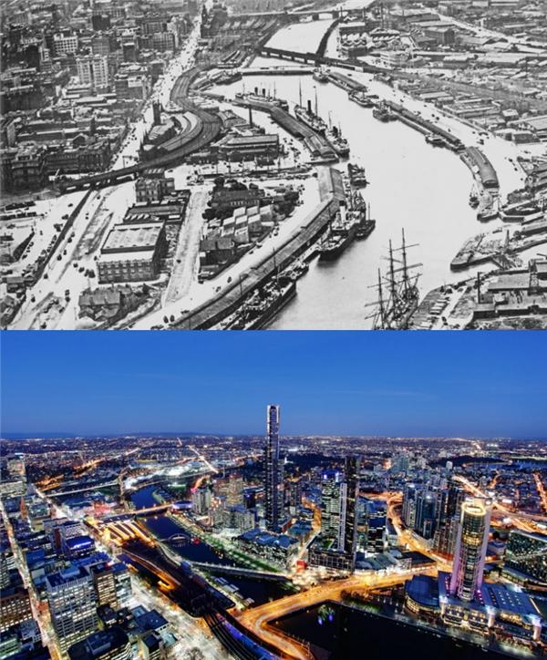Melbourne, Australia: 1920 - hiện tại